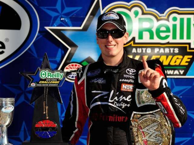 NASCAR's Kyle Busch Ready to Win WWE 24/7 Championship Again (Exclusive)
