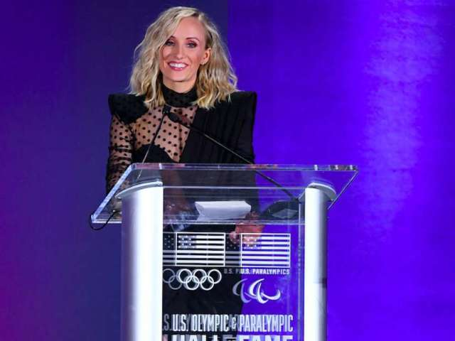 Olympian Nastia Liukin Gets Fired up After Hater Says She Has 'Borderline Anorexia'
