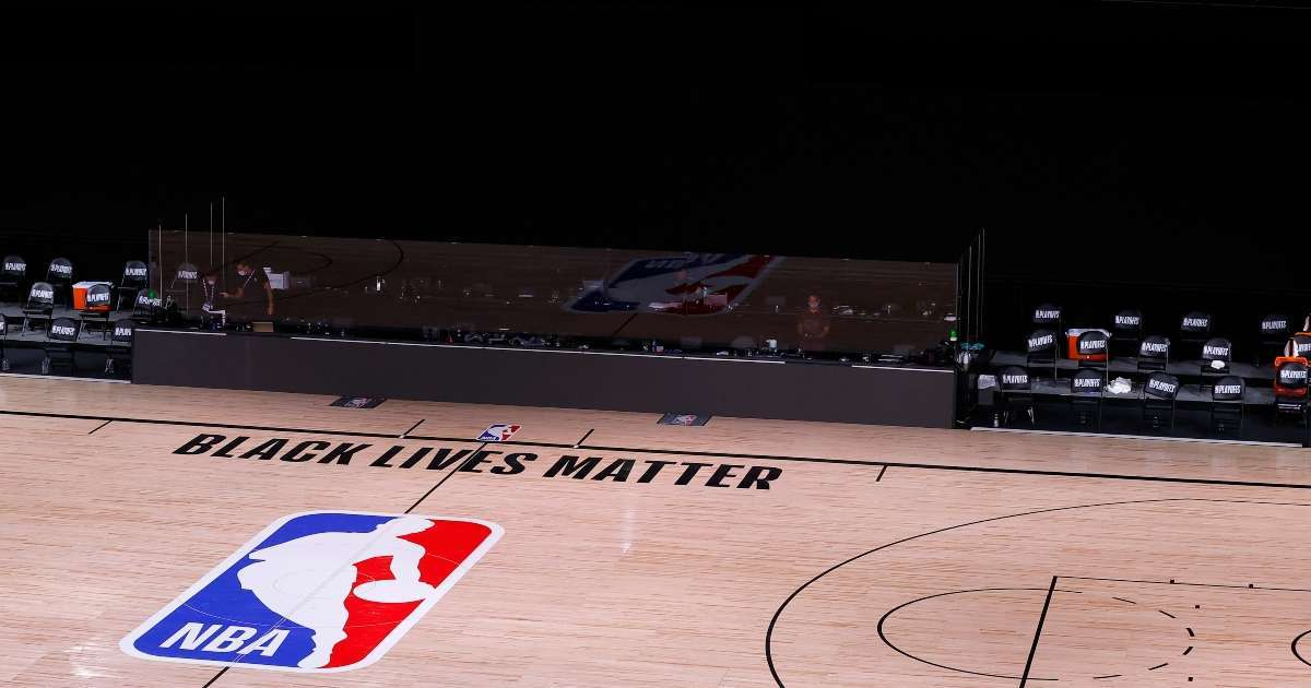 NBA eliminate social justice messages court next season social media reactions