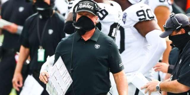 NFL reschedules Raiders Bucs game COVID-19 concerns