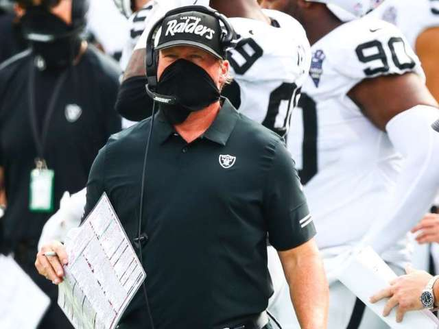 NFL Reschedules Raiders vs. Buccaneers Game Due to COVID-19 Concerns