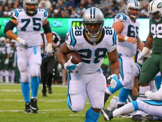 Ex-NFL Running Back Jonathan Stewart Reveals Top Super Bowl Contender, Weighs in on Pro Bowl's Future (Exclusive)