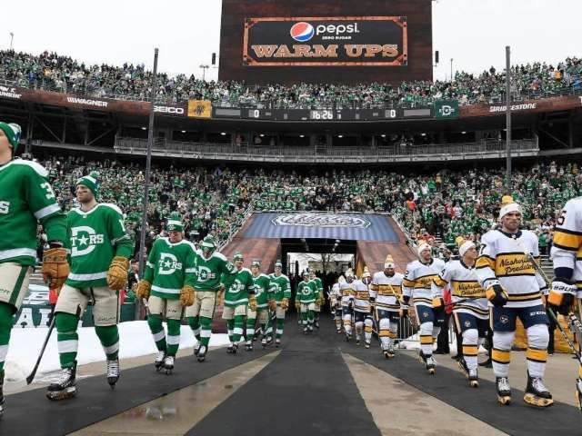 NHL Postpones Winter Classic, All-Star Game Due to COVID-19 Pandemic
