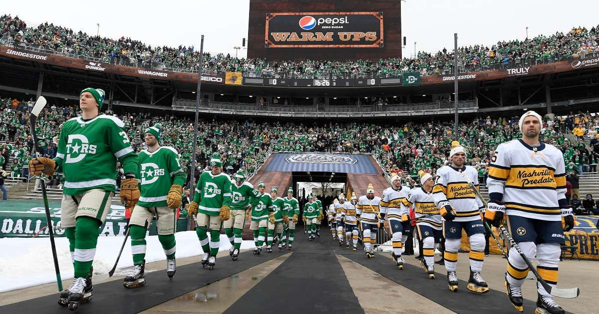 NHL postpones Winter Classic All-Star weekend COVID-19 pandemic