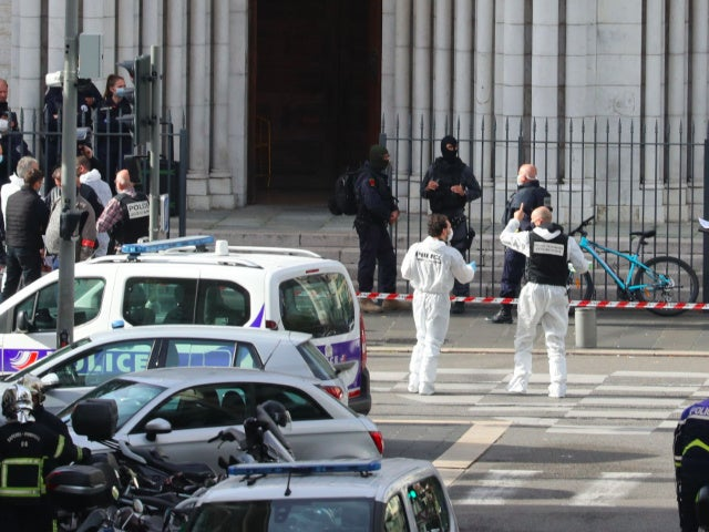 3 Dead, Several Wounded Following Stabbings in 'Suspected Terror Attack' in France