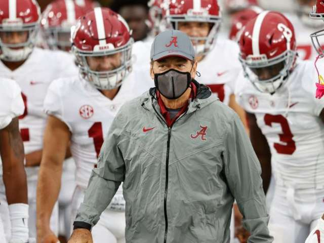 Nick Saban Says He's 'Doing Great' After Testing Positive for COVID-19