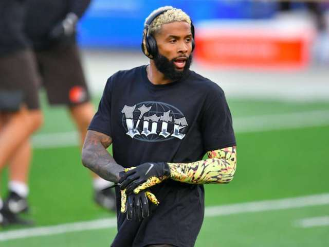 Odell Beckham Jr. Says He Won't Get COVID-19 Due to 'Mutual Respect'