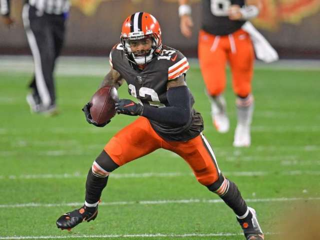 Odell Beckham Jr. Tests Negative for COVID-19 After Leaving Browns Facility With Illness