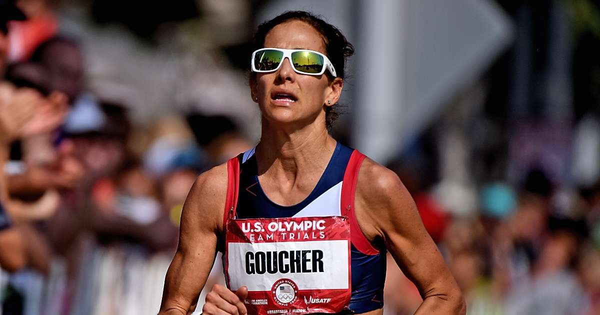 Olympic runner Kara Goucher blasts Donald Trump's comments after grandfather died COVID-19