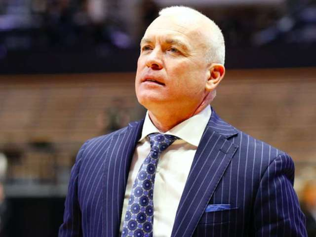 Penn State Basketball Coach Pat Chambers Steps Down Following Investigation Into 'Inappropriate Conduct'