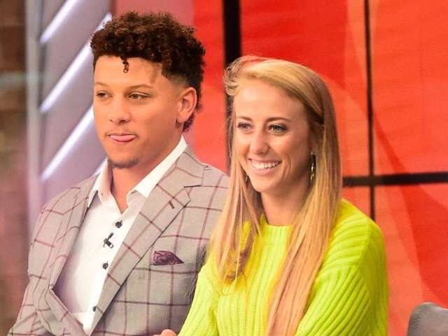 Patrick Mahomes and Fiancee Brittany Matthews Reveal Gender of New Baby
