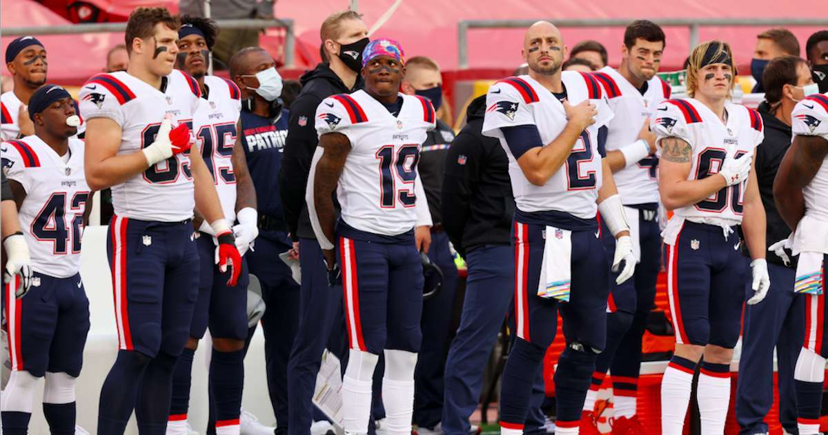 Patriots-Postponement-Reactions