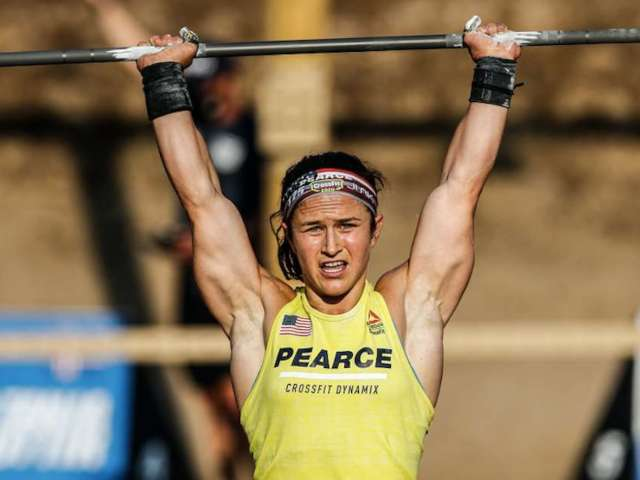 CrossFit Games: Kari Pearce Aims to Bounce Back, Reach Podium Following Missed Lift During Snatch Speed Triple