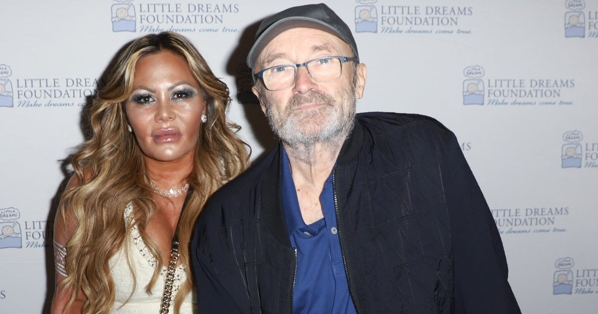 phil collins orianne getty images