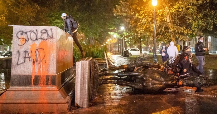 portland-columbus-day-protests-getty
