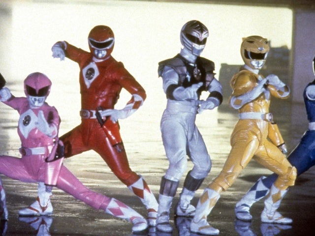 New 'Power Rangers' Movie and TV Shows in the Works