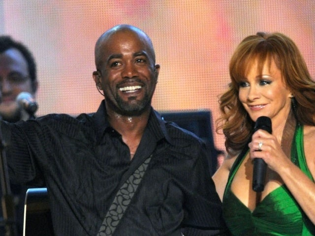 Darius Rucker Is 'Very Nervous' to Host CMA Awards With Reba McEntire