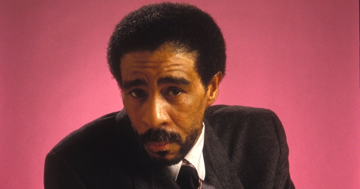 richard pryor getty images