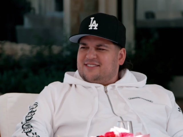 Rob Kardashian Makes Rare Appearance on 'Keeping up With the Kardashians' for Kim's 40th Birthday