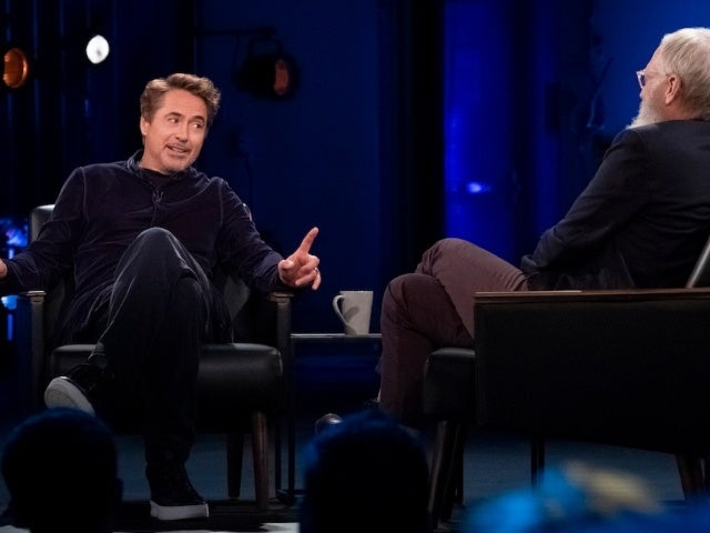 Robert Downey Jr. Opens up About Heavy Drug Use During David Letterman Interview