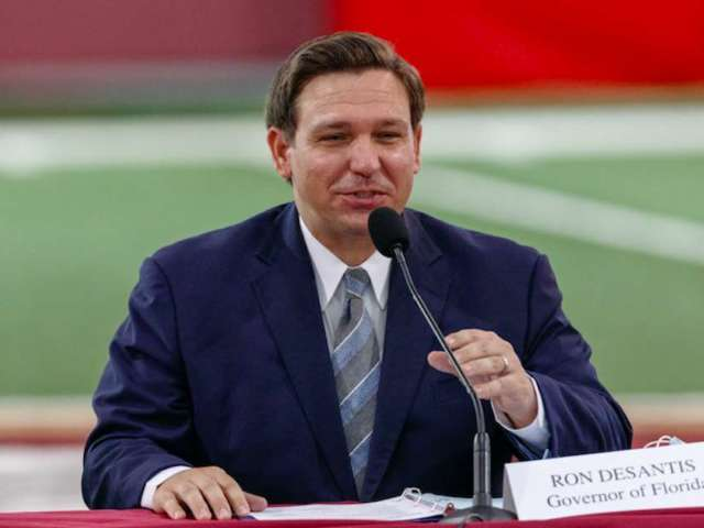 Florida Governor Ron DeSantis Reportedly Lifts Stadium Restrictions, and Fans Are Going Off