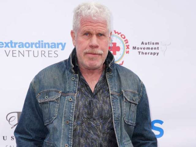 'Sons of Anarchy' Star Ron Perlman Calls Donald Trump 'a Clear and Present Danger' to US Citizens