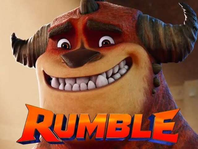 WWE's Monster Wrestling Movie 'Rumble' Delayed Until May