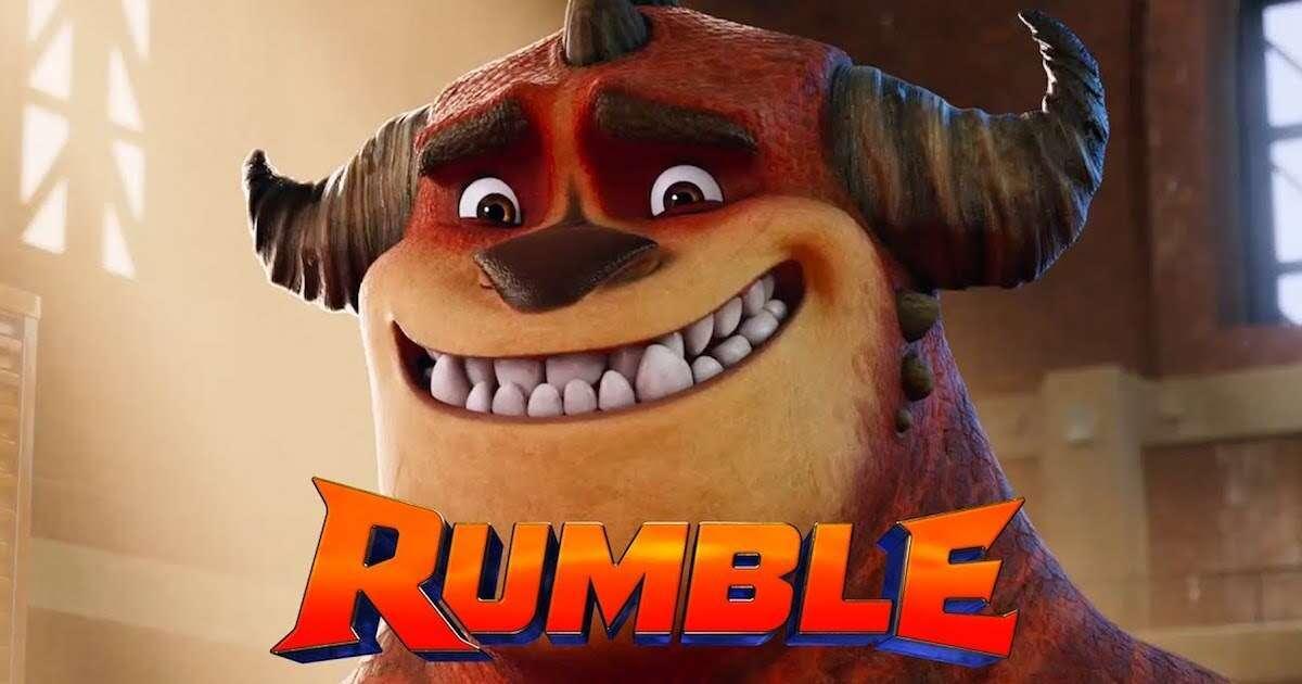 Rumble WWE Paramount