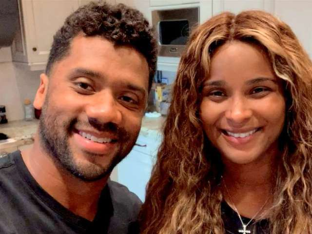 Ciara and Russell Wilson Throwback to Janet Jackson's Duet With Busta Rhymes for Halloween 2020