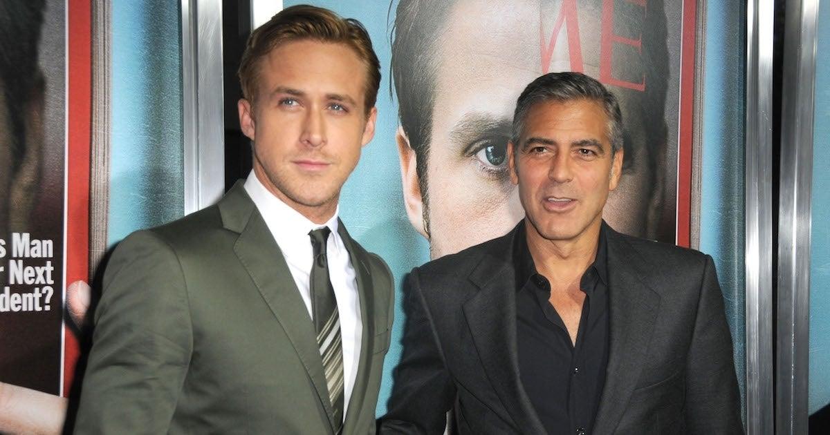 Ryan Gosling George Clooney