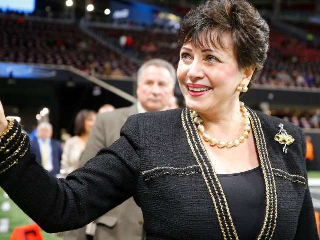 Saints and Pelicans Owner Gayle Benson Victim of Attempted Carjacking