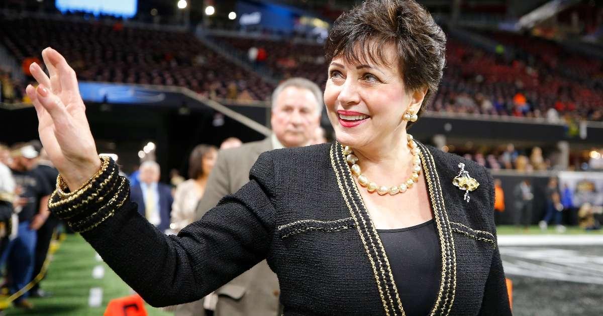 Saints Pelicans Owner Gayle Benson victim attempted carjacking