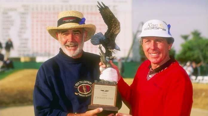 Sean-Connery-Trophy