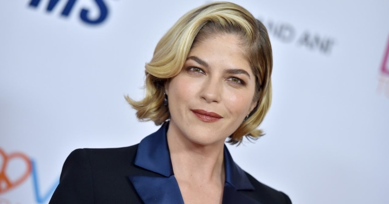 Selma Blair Bares All in Bikini Photoshoot to Raise Breast Cancer Awareness - PopCulture.com