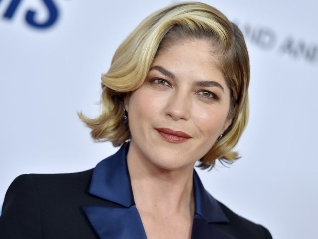 Selma Blair Bares All in Bikini Photoshoot to Raise Breast Cancer Awareness