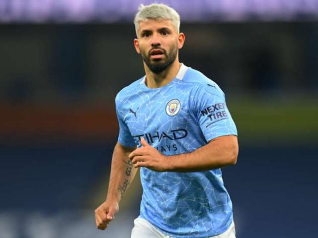Manchester City's Sergio Aguero Grabs Female Referee During Game, Drawing Ire