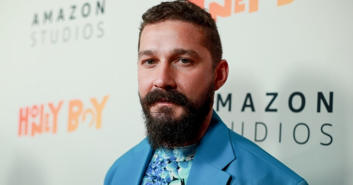 shia labeouf getty images