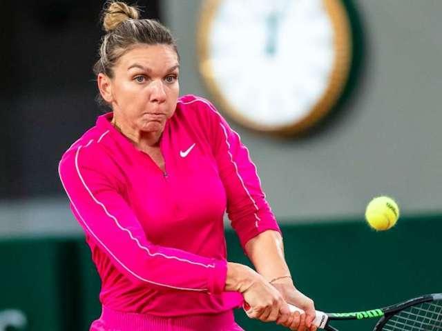 Simona Halep, Wimbledon Champion, Tests Positive for COVID-19