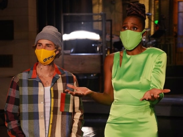 'SNL': Issa Rae and Justin Bieber Mask up Ahead of Tonight's Episode