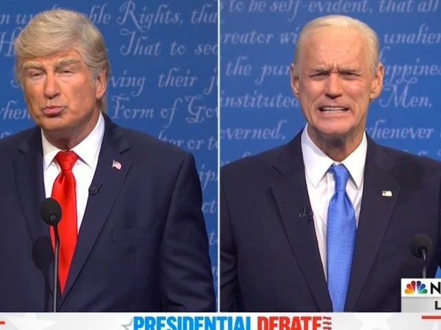 'SNL' Tackles Joe Biden and Donald Trump's Final Presidential Debate in Cold Open With Jim Carrey