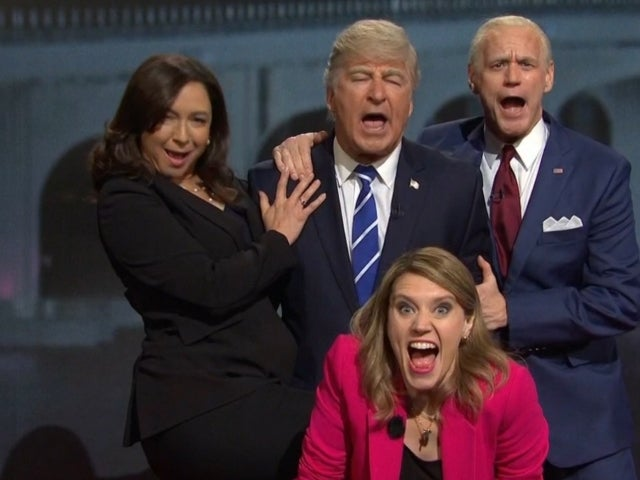 'SNL' Cold Open Aims at Trump, Biden Town Hall Showdown With Jim Carrey and Alec Baldwin