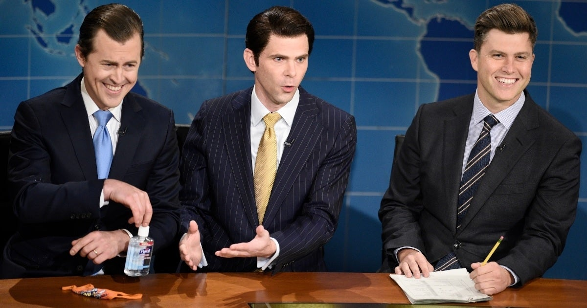 snl weekend update trump brothers nbc getty images