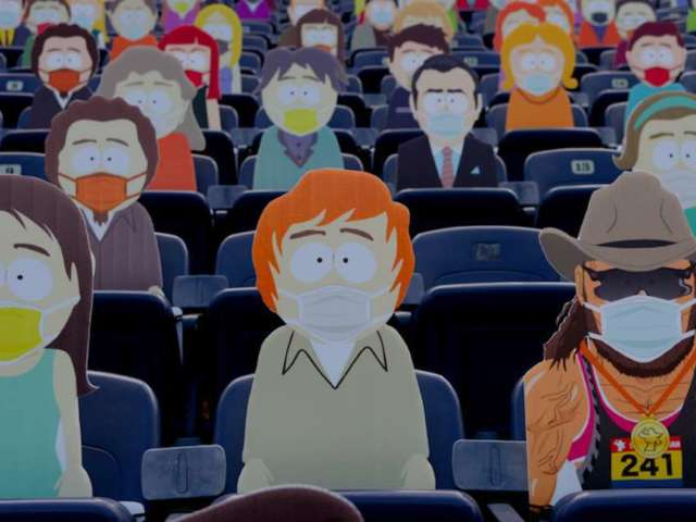 'South Park' Characters Returning to Stands for Broncos vs. Chiefs