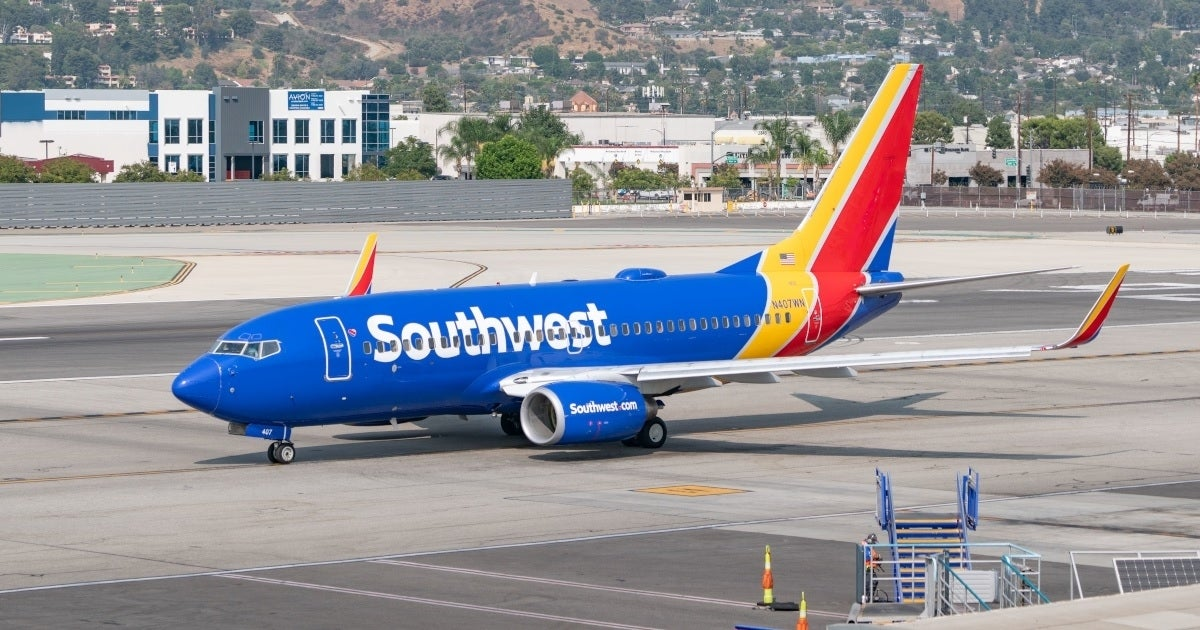 southwest airlines getty images