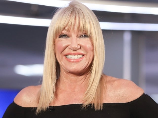 Suzanne Somers Undergoes Neck Surgery After Falling Down Stairs at Home With Husband