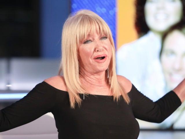 Suzanne Somers Left Startled After Home Invasion Interrupts Facebook Live Video
