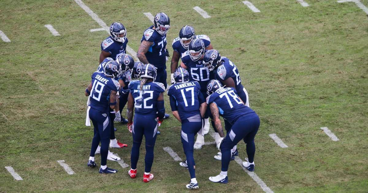 Tennessee Titans 2 additional players test positive COVID 19