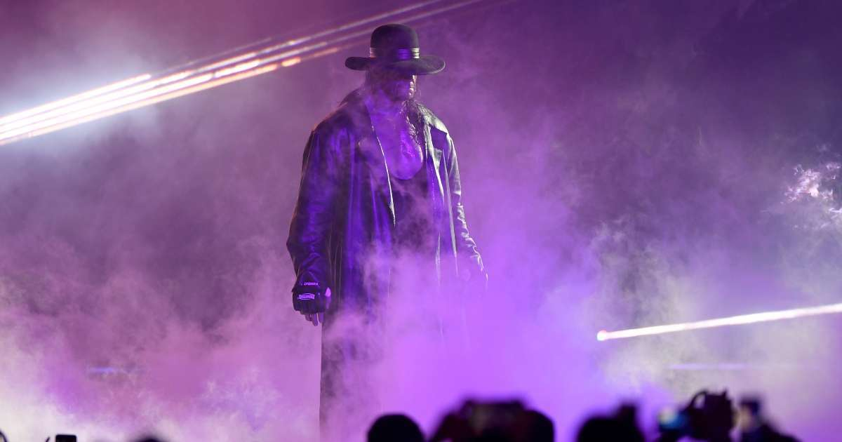The Undertaker WWE TV return November Survivor Series