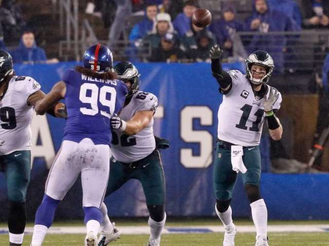'Thursday Night Football': How to Watch Giants vs. Eagles