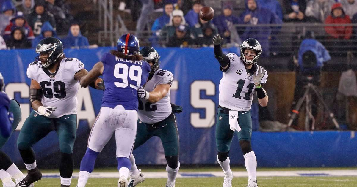 Thursday Night Football How to Watch Giants vs Eagles